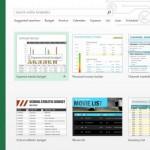 Jak vypadá Excel 2013