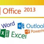Školení Microsoft Office 2013