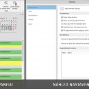 Task pane calendar in Outlook 2013