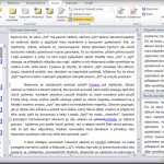 24. Videotutorial – compare documents in Word