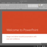 First look at Microsoft Office 16