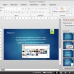 Znovu použít snímky v PowerPointu