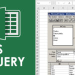 Online kurz Excel – Microsoft Query