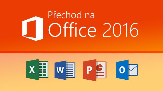 Novinky v Office2016