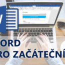 (Čeština) Online kurz Word pro začátečníky