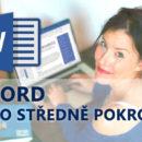 Online kurz Word pro středně pokročilé