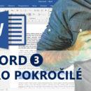 (Čeština) Online kurz Word pro pokročilé