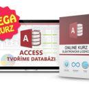(Čeština) Online kurz Access - Tvoříme databázi