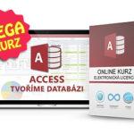 Online kurz Access – Tvoříme databázi