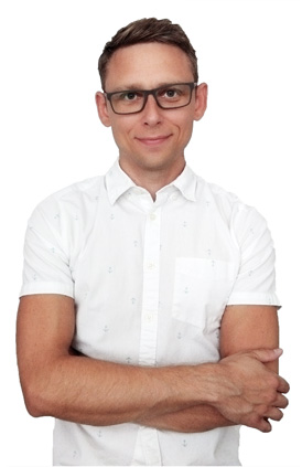 Lektor Petr Kohoutek